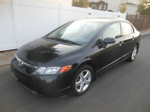 2008 Honda Civic LX-SR Sedan