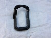 Classic mini gear lever gaiter retainer