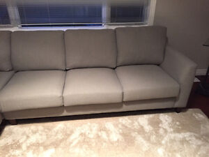 Section of a sectional sofa from Upper Room
