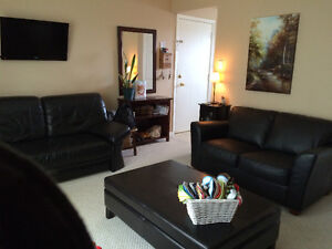 Spacious 2 bedroom apartment near the lake - available Nov 1st