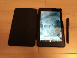 Dell Venue Pro 8 (5830) with pen, case and BT keyboard