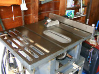 One Beaver Table Saw,