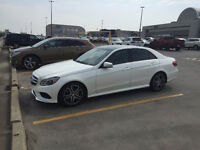 2014 Mercedes-Benz E-Class 350 Sedan LEASE TAKE OVER