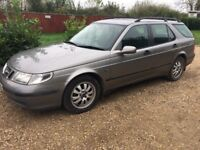 Saab 2.2 linear, auto diesel. if sold today? I'll let it go for £325!!!!!!