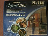 Marina Aqua Vac (Aquarium Gravel Cleaner) 25'