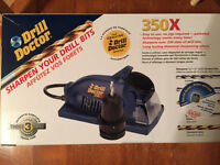 Drill Doctor 350X NEW