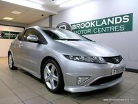 Honda Civic 1.8 I-VTEC TYPE S GT [4X HONDA SERVICES and PANORAMIC ROOF]