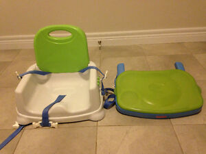 Fisher Price Booster w/Tray