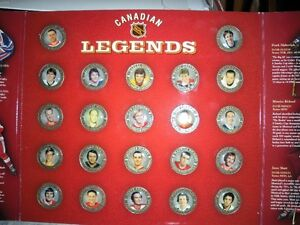 canadian hockey legends