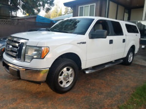 2010 F150 Super Crew XLT V8 5.4L engine