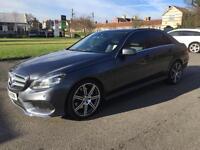 Mercedes-Benz E350 3.0CDI ( 248bhp ) BlueTEC 7G-Tronic Plus AMG Sport