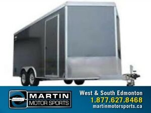 2017 Triton Trailers VC-816 Enclosed Cargo Trailer