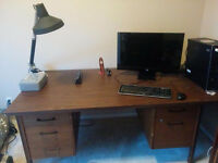 Large Desk - Perfect for a Home Office!