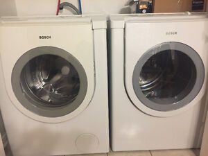 Bosh washer and dryer