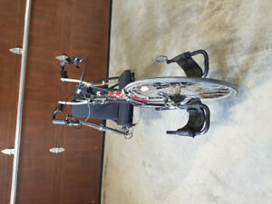 Bicycle adapté/handcycle