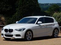 2014 14 BMW 1 SERIES 2.0 125D M SPORT SPORTS HATCH (S/S) 5DR DIESEL