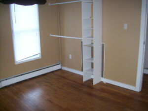 Heated 2 bedroom on ground floor