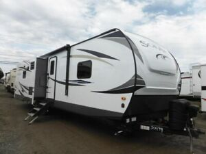 2019 Forest River Palomino Solaire 316RLST 31 pieds