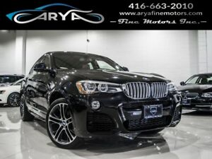 2016 BMW X4 AWD 4dr xDrive35i M Sport No Accident  Navi Backup
