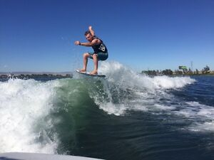 WakeSurf Lessons Surfs Up Watersports