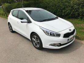 Kia ceed 1.6 CRDi ISG 2014, 25000 Miles, Diesel
