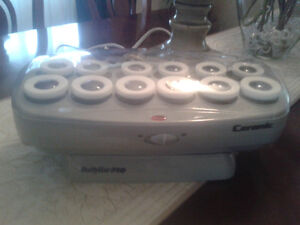 BaByliss 12 Piece Hairsetter/ Rollers