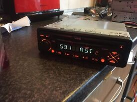 Vdo cd player iso plug £20 £25 fitted