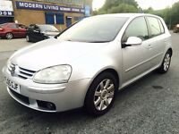 Volkswagen Golf GT tdi Leather 2.0 12 Months MOT swap px welcome