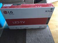 """Brand new LG LED 32"""" TV - sealed"""