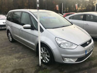 56 REG Ford Galaxy 2.0TDCi ( 140ps ) Ghia 7 SEATER