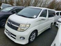 2006 Nissan Elgrand Highway Star HIGH SPEC Auto MPV Petrol Automatic