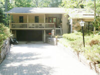 Beautiful home for Grand Bend Summer Vacation in Southcott Pines