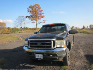 2002 Ford 350 - 7.3 diesel with full banks system