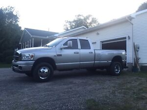 2007 3500 dodge Tow truck