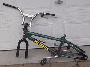 "20"" BMX BIKE frame /VELO"
