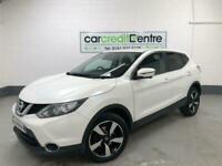 **buy from £54 per week** White Nissan Qashqai 1.6dCi N-TEC XTRONIC CVT for sale  Liverpool, Merseyside