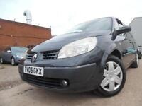RENAULT GRAND SCENIC EXPRESSION 1.6 PETROL 7 SEATER MPV