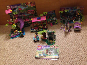 Lego Friends Jungle Set