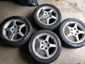 Honda Type SH  Rims