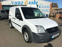 2013 - CREW VAN Ford Transit Connect 1.8TDCi ( 90PS ) DPF T220 SWB