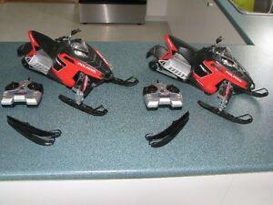 Polaris snowmobile RC