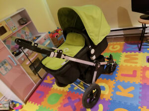 Bugaboo Cameleon - couleur exclusive -vert lime