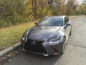 2016 Lexus GS GS350 F Sport Series 2 Sedan