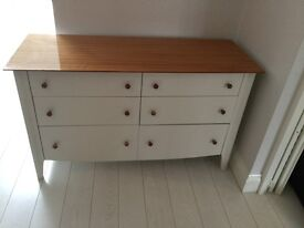 Heals Three Piece Bedroom Furniture Set