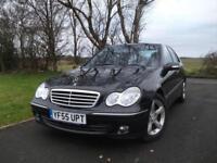 Mercedes Benz C Class C220 CDi Avantgarde SE Bennett Van Sales Ormskirk