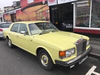 Rolls-Royce Silver Spirit V8 PETROL AUTOMATIC 1984/5