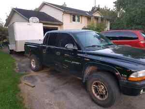 2000 dodge Dakota sport 4x4 Stratford Kitchener Area image 1