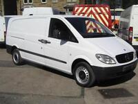 2008 MERCEDES BENZ VITO 2.1 CDI X LONG Diesel Van