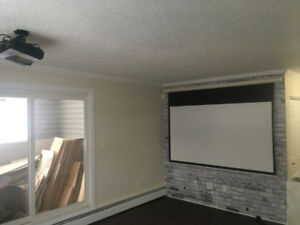 Movie Theater - Insuite Laundry - Large Pets Welcome - Renoed