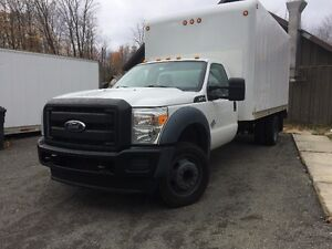 2011 Ford F-450 SUPERDUTY Cube